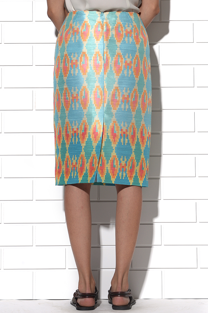 Dawn to Dusk Pencil Skirt