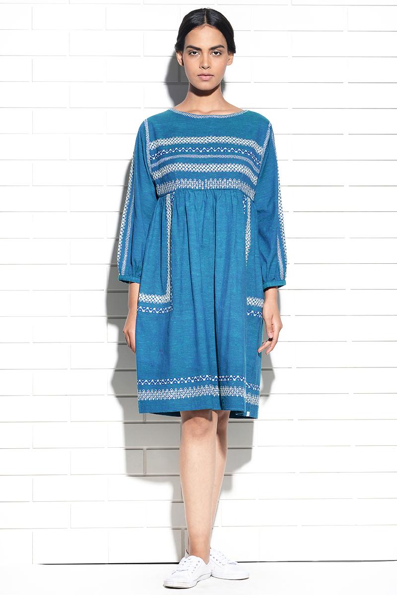 Granada Calligraphy Dress