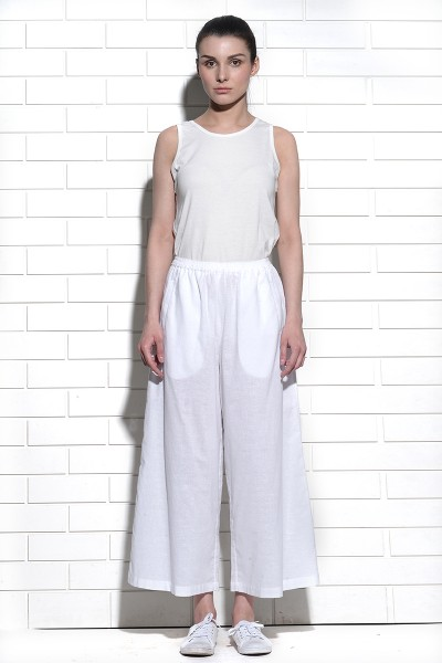 Nasrid Wide Leg Pants