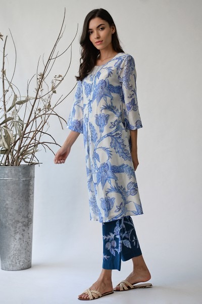 Arita tunic dress