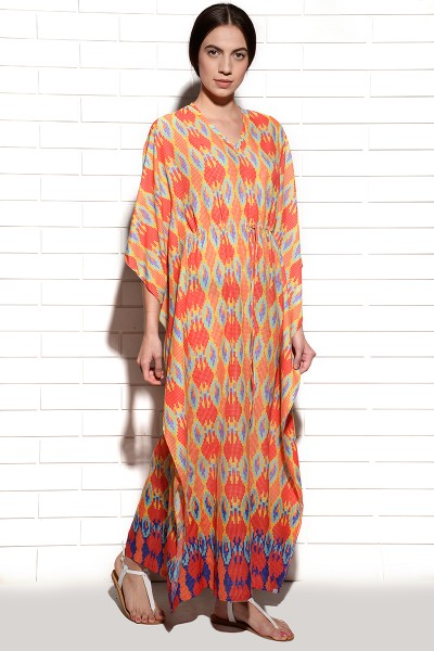 Seaside nautical kaftan