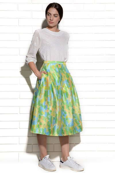 Pastel Savannah Skirt