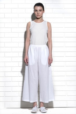 Nasrid Wide Leg Pants