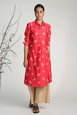 Barani Embroidered Kurta